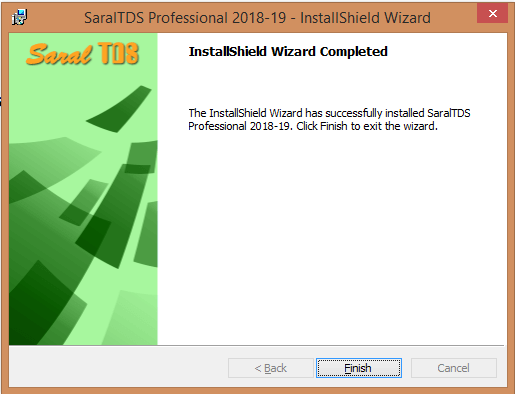 How to install Saral TDS software on your desktop