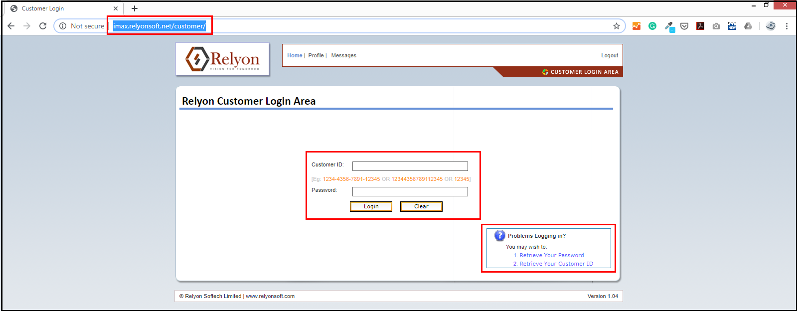 1.1.Procedure for software update in Saral TDS-customer portal.